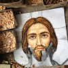 Resurrected Christ workmanship detail – 10 sf. – yr. 2013