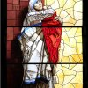 St Teresa of Calcutta stained glass window - San Niccolò Cathedral - Noto  ITA - 40 sf. – yr. 2013