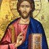 Christ Pantocrator - Rome - 15 sf. – yr. 2008